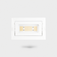 Downlight LED H2 Rectagular ::LEDISSON