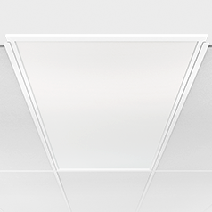 Panel LED WHITE PANEL ::LEDISSON